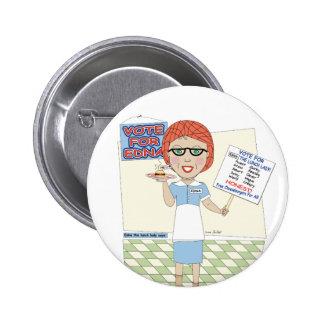 Vote for Edna Button