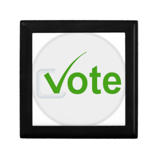 Vote for Green! Gift Box