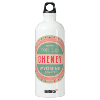 Vote For Liz Cheney SIGG Traveller 1.0L Water Bottle