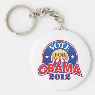 Vote for Obama 2012 Key Ring