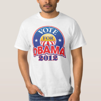 Vote for Obama 2012 Tees