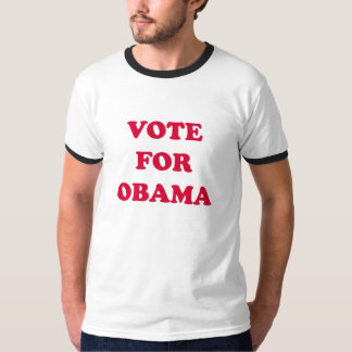 Vote for Obama T Shirt