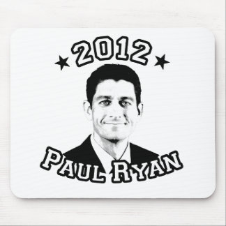 VOTE FOR PAUL RYAN 2012 MOUSE PADS