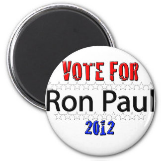 Vote for Ron Paul in 2012 Magnets