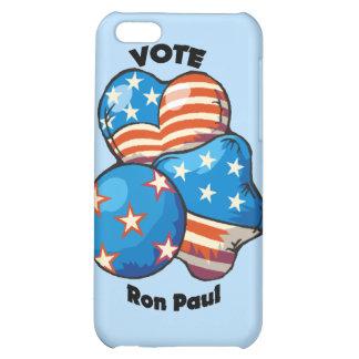 Vote for Ron Paul iPhone 5C Cases