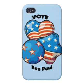 Vote for Ron Paul iPhone 4 Covers
