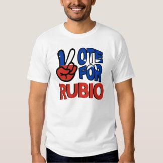 VOTE FOR RUBIO SHIRTS