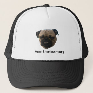 Vote for Snortimer the Pug Hat