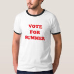 Vote For Summer Tees
