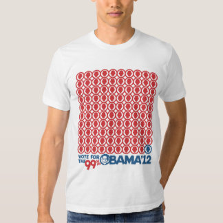 Vote for the 99 percent T-Shirt
