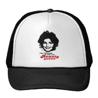 Vote for the Beauty Queen Trucker Hat