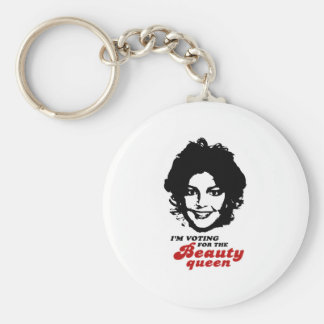 Vote for the Beauty Queen Keychains