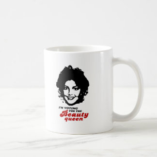 Vote for the Beauty Queen Mugs