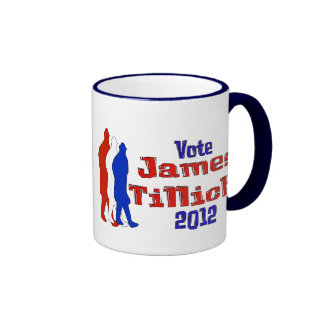 Vote For Tillich Mugs