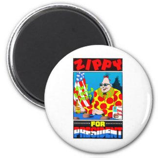 Vote For Zippy Fridge Magnets