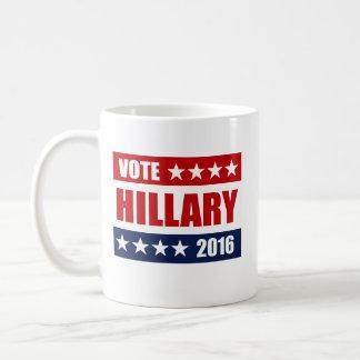 VOTE HILLARY 2016.png Coffee Mug