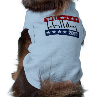 VOTE HILLARY CLINTON 2016 SHIRT