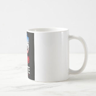 vote HillaryRWB 2016 Coffee Mug
