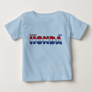 Vote Honda 2010 Elections Red White and Blue Tshirts