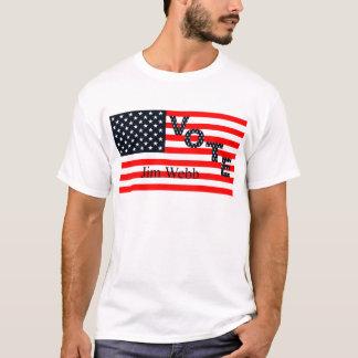 Vote Jim Webb for President 2016 T-Shirt