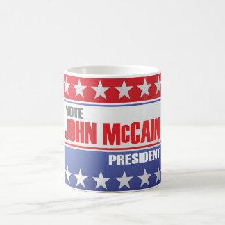 Vote John McCain For President Mug