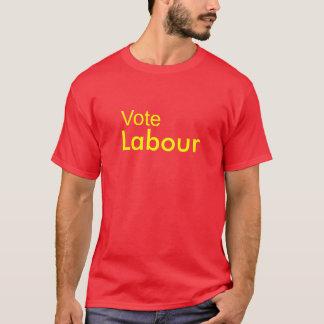 Vote, Labour T-Shirt