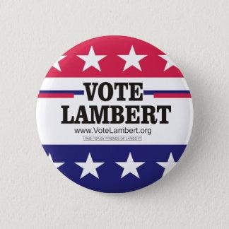 Vote Lambert Campaign Button
