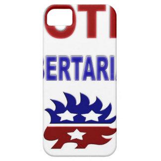 Vote Libertarian iPhone 5 Case