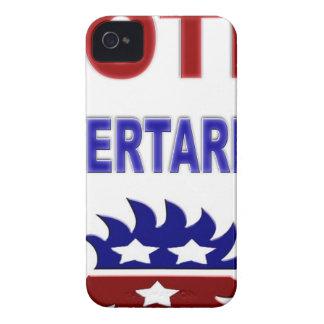 Vote Libertarian Case-Mate iPhone 4 Case