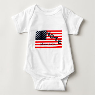 Vote Marco Rubio for President 2016 Baby Bodysuit