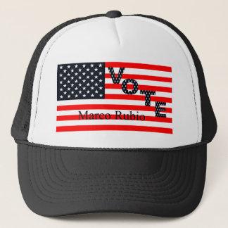 Vote Marco Rubio for President 2016 Trucker Hat