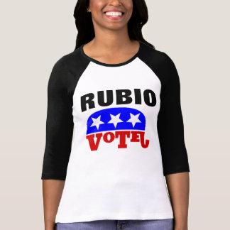 Vote Marco Rubio Republican Elephant Tees