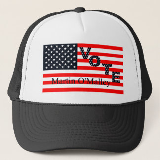 Vote Martin O'Malley for President 2016 Trucker Hat
