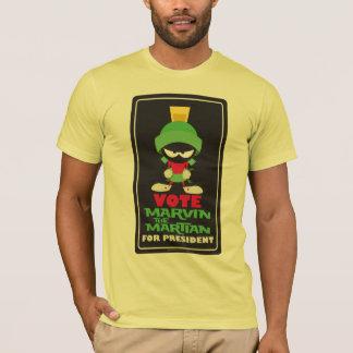 Vote MARVIN THE MARTIAN™ for President T-Shirt