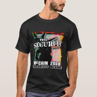 vote MCCAIN... T-Shirt