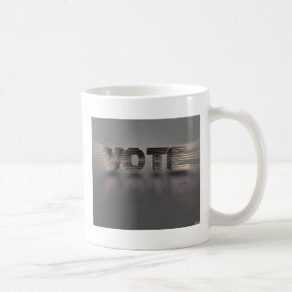 Vote Classic White Coffee Mug