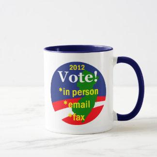 VOTE NEW JERSEY
