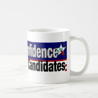Vote No Confidence Coffee Mug
