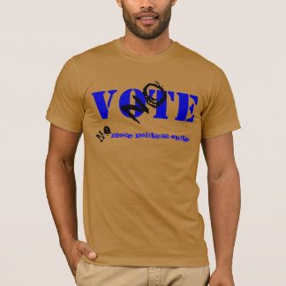Vote NO - No more political shite T-Shirt