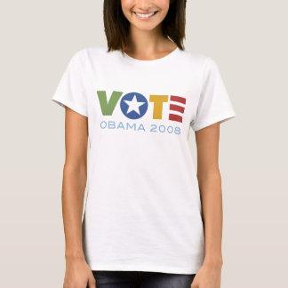 VOTE Obama 2008 T-shirt