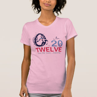Vote OBAMA 2012 Campaign T-Shirt