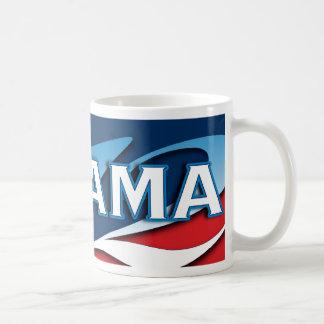 Vote OBAMA 2012 Mug