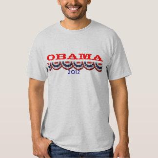 VOTE OBAMA 2012 SHIRT