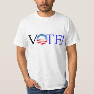 VOTE! Obama 2012 Tee Shirts