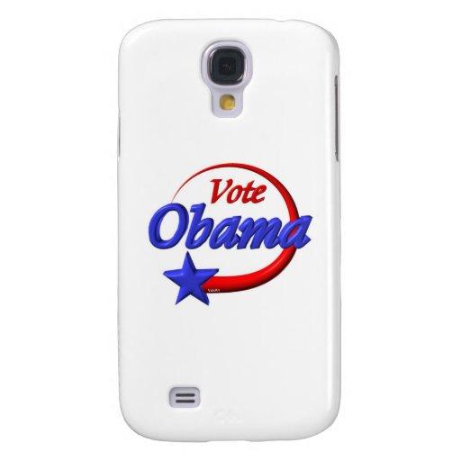 Vote Obama by Valxart.com Samsung Galaxy S4 Cover