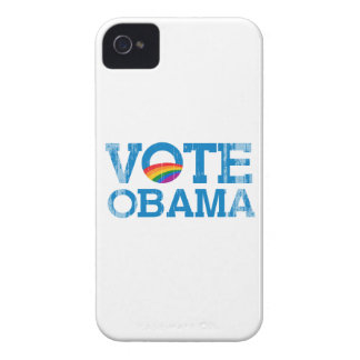 VOTE OBAMA Faded.png Case-Mate iPhone 4 Cases