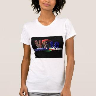 Vote Obama Nov 4th Tshirt