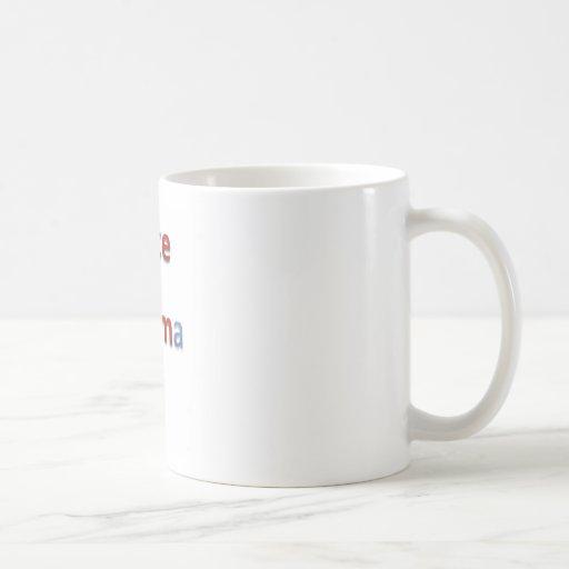 Vote Obama Retro Style 1 Coffee Mug