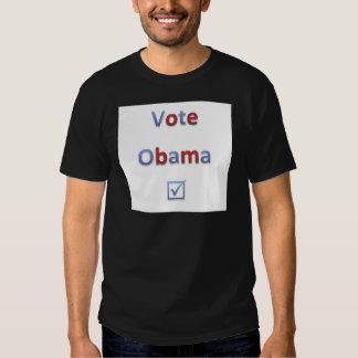 Vote Obama Retro Style 1 Tshirts