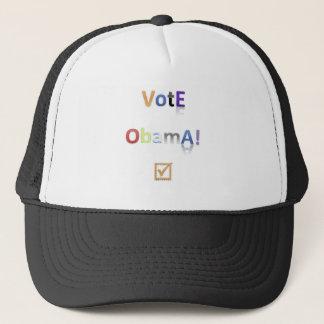 Vote Obama Style 2 Trucker Hat